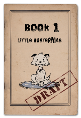 Little Hunterman, Illustrated Novel, 01